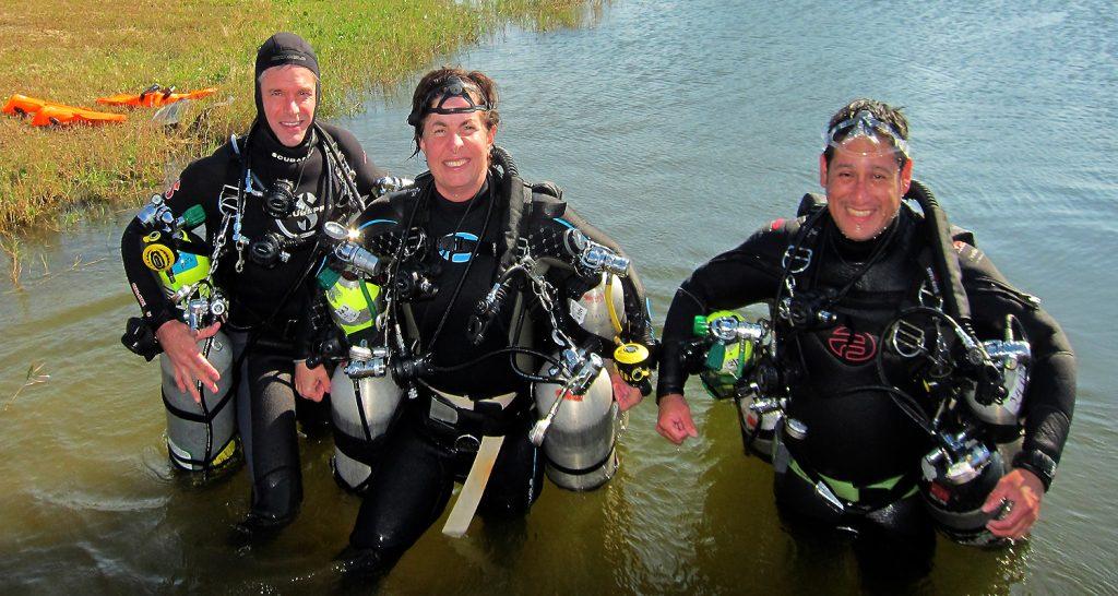 Sidemount Diver class